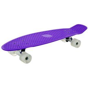 71cm Purple Short Skateboard Reviews