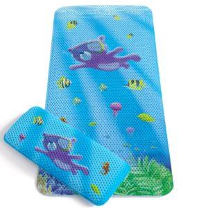 Clevamama䋢 Under The Sea Bath Mat  &  Kneeling Cushion Reviews
