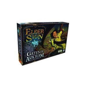 Elder Sign Gates of Arkham Board Game Reviews