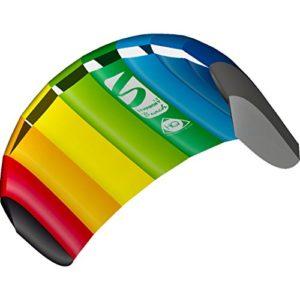 HQ Kites 1.3m Symphony Beach III Rainbow R2F Reviews