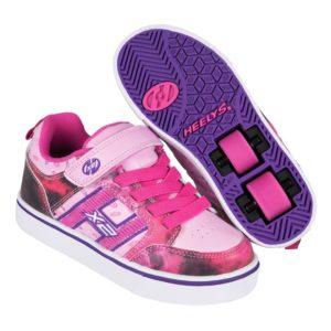 Heelys X2 Bolt Plus Pink/Purple/Space UK 12 Reviews