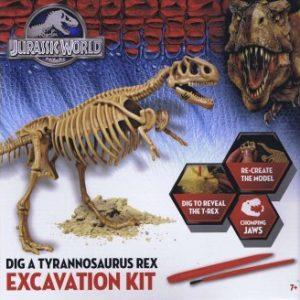 Jurassic-World-Dig-a-Dino-Kit-Tyrannosaurus-Rex-Excavation-Kit-0
