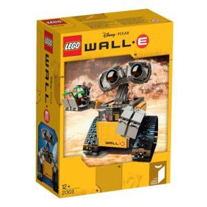 LEGO WALL.E 21303 Reviews