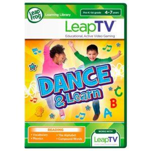 Leap TV Dance Party Reviews