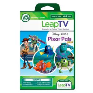 Leap TV Pixar Pals Reviews