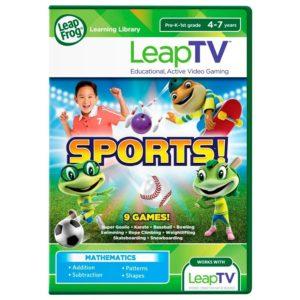 Leap TV Sports Reviews