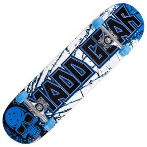 Madd Gear PRO Skateboard - Cracked Blue / Black Reviews