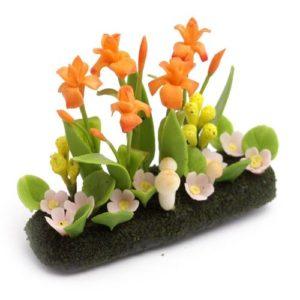 MyTinyWorld-Dolls-House-Miniature-Large-DIY-Flower-Bed-DIY8-0