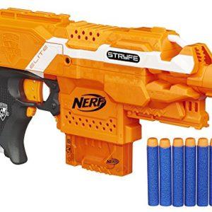 NERF Strife Blaster Reviews