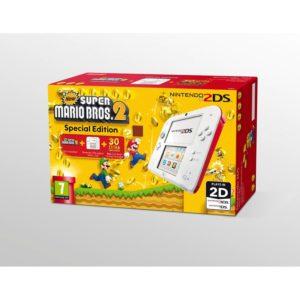Nintendo 2DS Console + New Super Mario Bros 2 Bundle Reviews