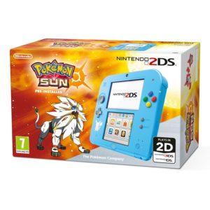 Nintendo 2DS Special Edition Console + Pok̩mon Sun (Pre-Installed) Reviews