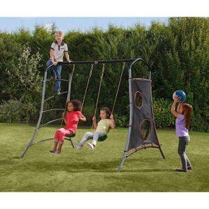 Plum Eris Swing Set Reviews