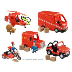 Postman Pat Vehicle Assortment Reviews