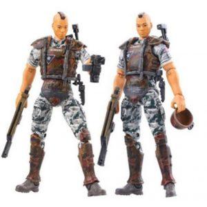 Quintero (Aliens: Colonial Marine) 1:18 Scale Figure Reviews