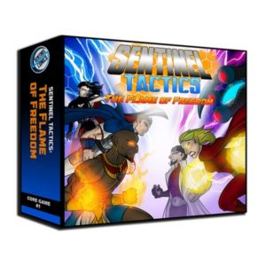Sentinel Tactics The Flame of Freedom Reviews