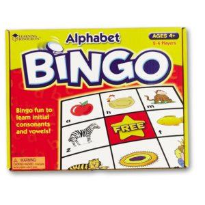 Alphabet Bingo Reviews