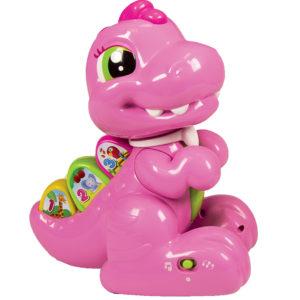 Baby Clementoni Baby T-Rex Pink Reviews