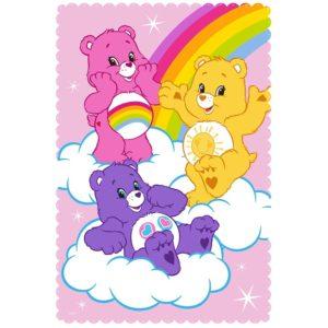 Care Bears Fleece Blanket Reviews