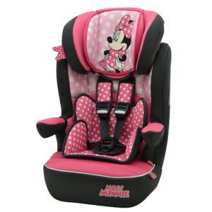 Disney Minnie Mouse Pink Dots Imax Car Seat Reviews