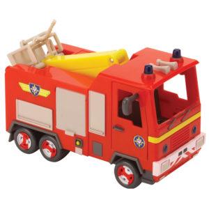 Fireman Sam Jupiter Vehicle Reviews