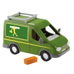 Fireman Sam Mike's Van Reviews