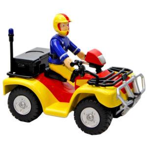 Fireman Sam Quad Bike Reviews