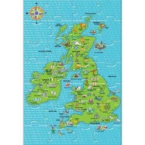 Giant British Isle Floor Puzzle Reviews