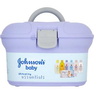 Johnson's Baby Skincare Essentials Box Reviews