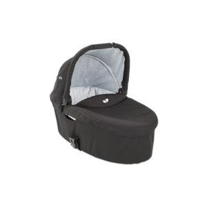 Joie Chrome Plus Carrycot in Black Carbon Reviews