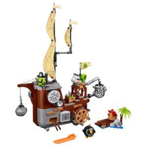 LEGO Angry Birds Piggy Pirate Ship (75825) Reviews