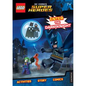 LEGO DC Batman Mini Figure Activity Book Reviews