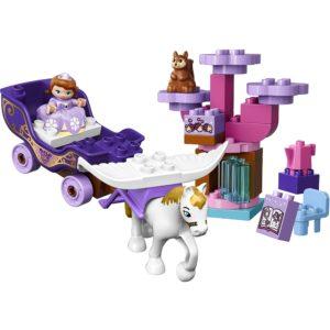 LEGO Duplo Sofia the First Magical Carriage (10822) Reviews
