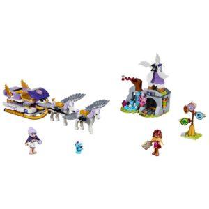 LEGO Elves Airas Pegasus Sleigh (41077) Reviews