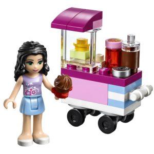 LEGO Friends Cupcake Stall (30396) Reviews