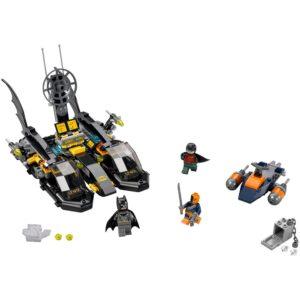 LEGO Super Heroes Batboat Harbour Pursuit (76034) Reviews