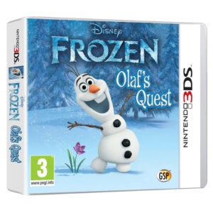 Nintendo 3DS Disney Frozen Reviews