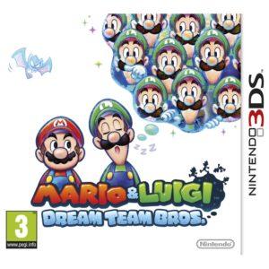 Nintendo 3DS Mario & Luigi Dream Team Bros Reviews