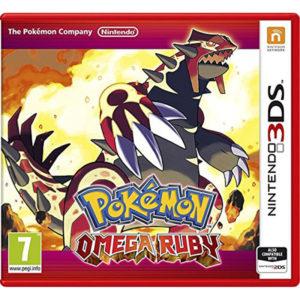 Nintendo 3DS Pokemon Omega Ruby Reviews