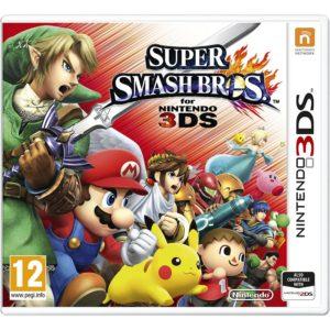 Nintendo 3DS Super Smash Bros Reviews