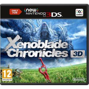 Nintendo 3DS XL Xenoblade Chronicles 3D Reviews