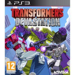 PS3 Transformers Devastation Reviews