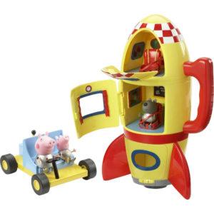 Peppa Pig Spaceship Explorer Set Reviews