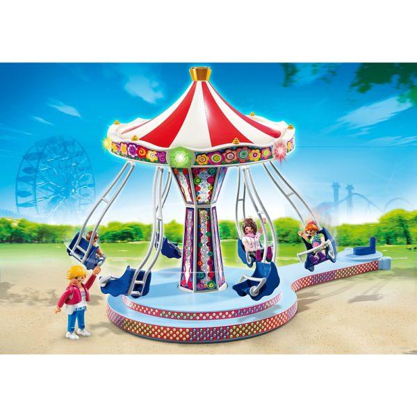 Playmobil Flying Swings (5548) Reviews