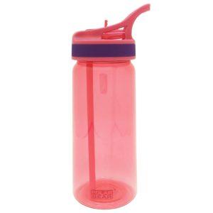 Polar Gear Flare Tritan 500ml Drinks Bottle in Pink Reviews