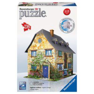Ravensburger Country Cottage 216 Piece Puzzle Reviews