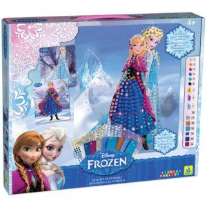 Sticky Mosaics Frozen Anna and Elsa Reviews