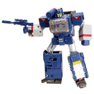 Transformers Generations Titans Return Soundblaster and Soundwave Reviews