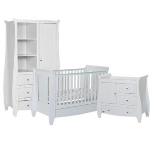 Tutti Bambini Lucas 3 Piece Room Set in White Reviews