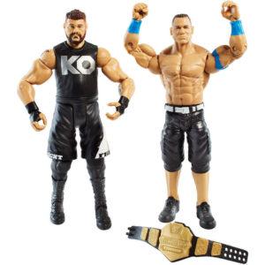 WWE 2 Pack Figures Reviews