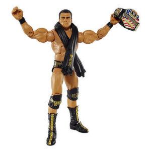 WWE Elite Alberto Del Rio Figure Reviews